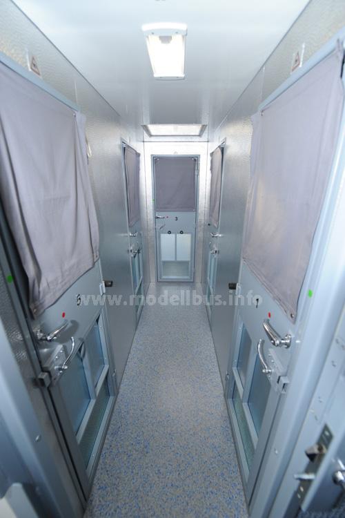 ..bieten Platz für maximal zehn Häftlinge