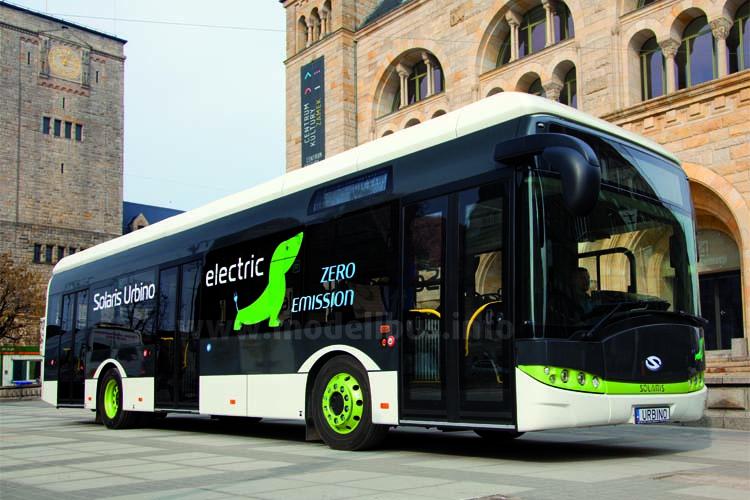 Warschau kauft zehn Elektrobusse