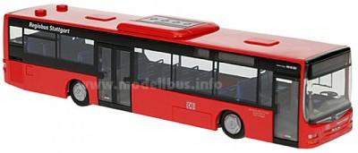 Neue Bahnbusse