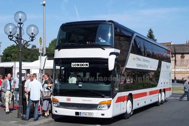 Keine Fernbus-Maut und Expansionspläne der Bahn