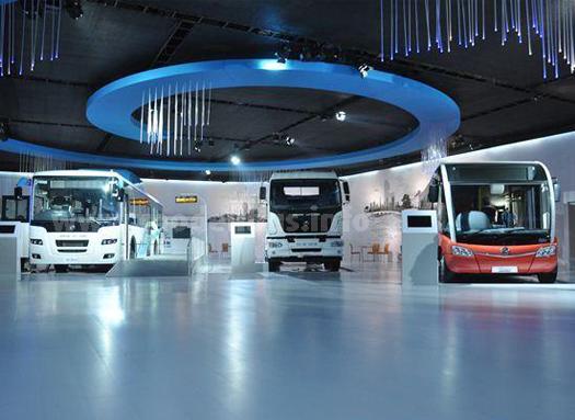 In allen Nutzfahrzeug-Segmenten aktiv: Ashok-Leyland...