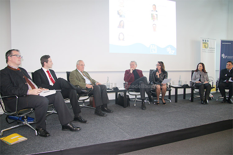 "Podiumsdiskussion beim ""Tag des Bustourismus"", ..."
