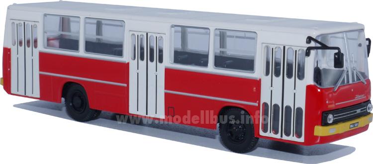 Dauerbrenner: Von 1971 bis 2002 gebaut: Der Ikarus 260.