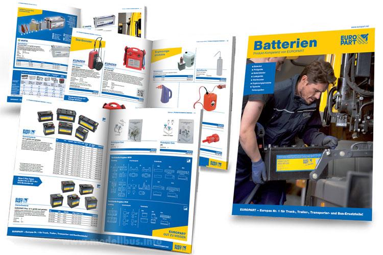 Batterie Kompetenz-Broschüre