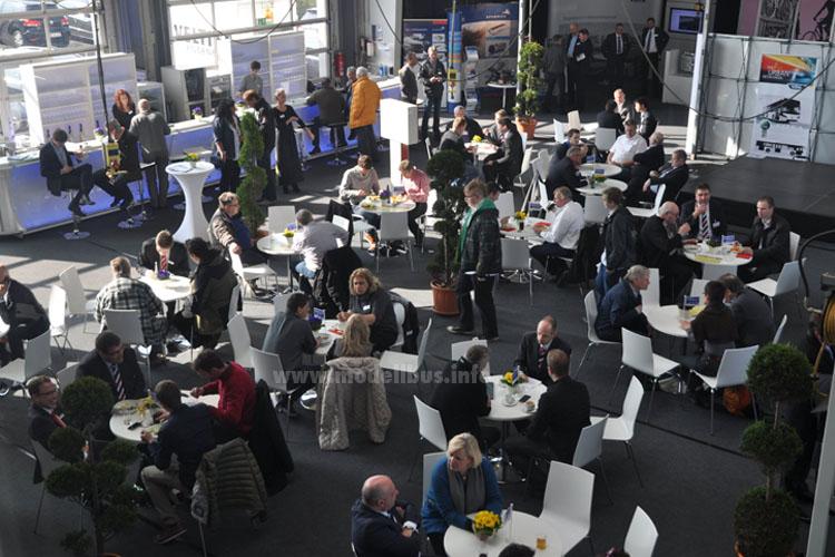 VDL lädt am 13. und 14. März zur Hausmesse in Deutschland ein, das Foto zeigt die Hausmesse 2014.