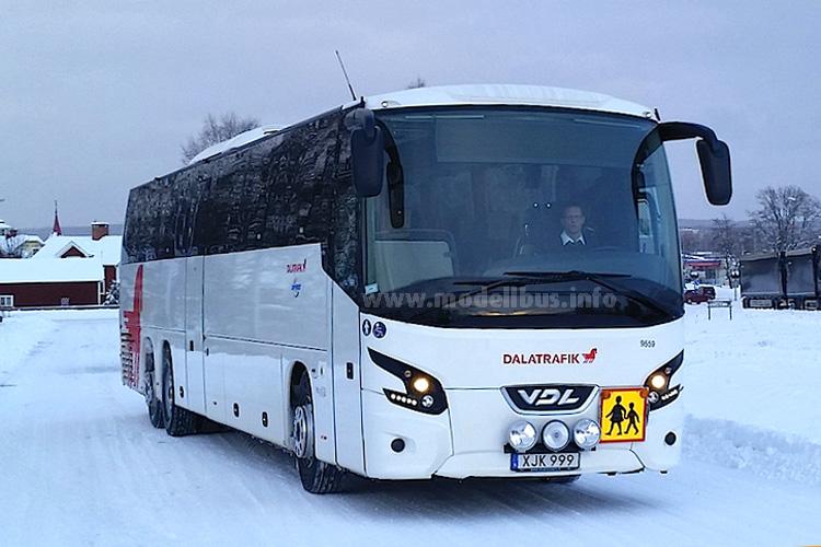 Die Betreibergemeinschaft Sambus aus Schweden hat 48 Citea und 30 Futura bestellt.