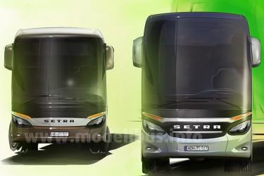 Setra Reisebus-Design ausgezeichnet