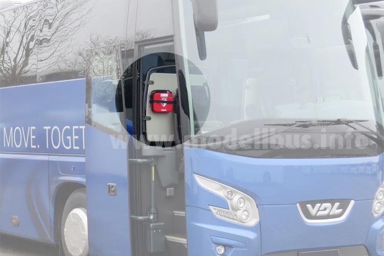Ab sofort können VDL-Busse mit Defibrillator bestellt werden.