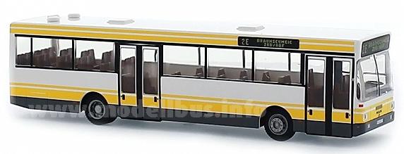 MAN SL 202 im Vorführdesign aus dem haueigenen MAN-Onlineshop.