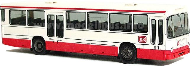 Herpa hat den MAN SÜ 240 als Bahnbus neu aufgelegt.