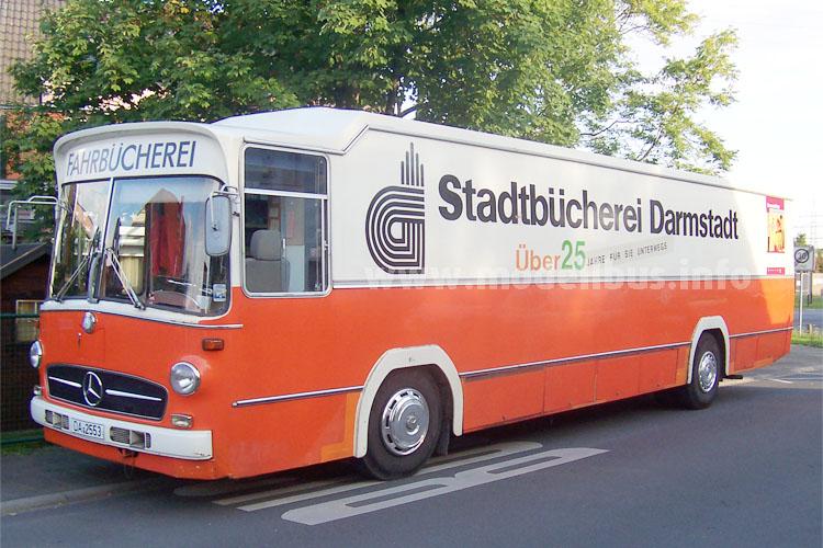 Deutschlands älteste Fahrbücherei geht in den Ruhestand.