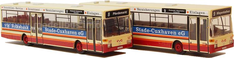 Mercedes-Benz O 405 als Stade-Edition.