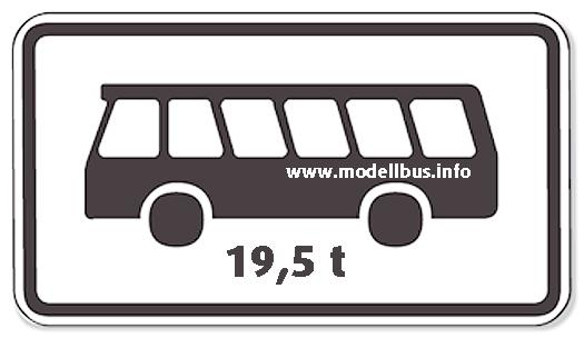 Das EU-Parlament hat jetzt den Weg für 2-achsige Omnibusse mit 19,5 Tonnen Gesamtgewicht freigemacht.