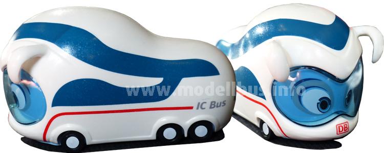 Für die Kunden von morgen: Der Benni IC Bus.