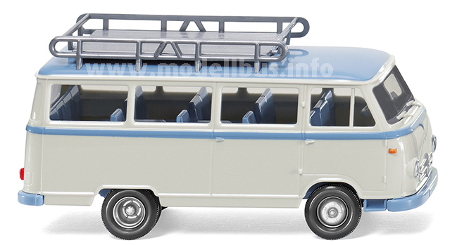 Richtungweisend: Der Borgward Bus nahm vorweg, was der Markt Jahre später forderte.