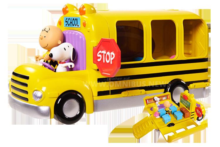 Peanuts & Schulbus