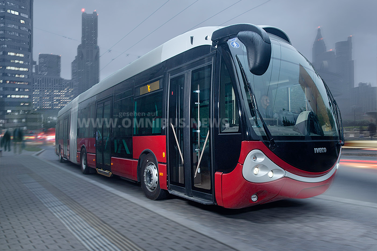 Trolleybusse für Bologna