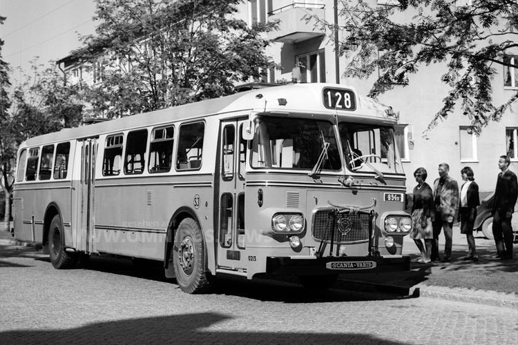 Scanias CF-Baureihe war mit knapp 1.000 Fahrzeugen seinerzeit äußerst erfolgreich. Foto: Scania