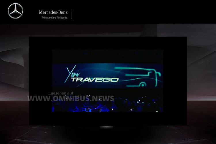 Auf einer eigenen Website ist zur Zeit die Premienshow als Video online. Foto: Daimler