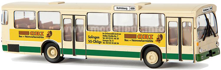 50736 Mercedes-Benz O 305 Stadtbus, Solingen, OBI