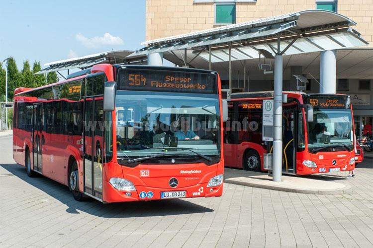 Kundenwünsche werden wahr: Das Buslabor von DB Regio Bus.