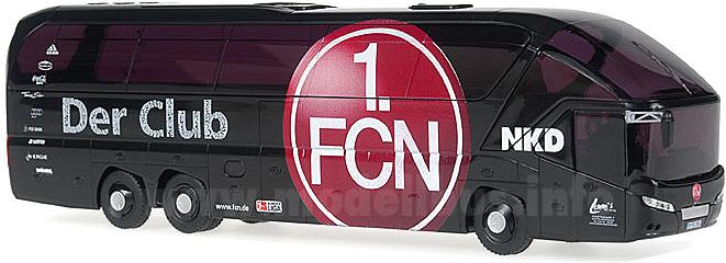 Nürnberger verschmähen Mannschaftsbus