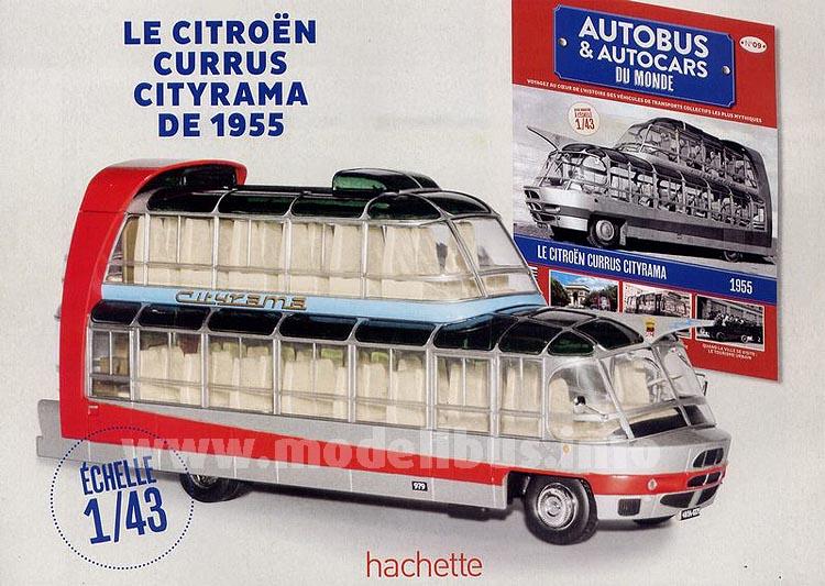 Der Bus für Stadtrundfahrten war schon in den 50er Jahren ein echter Hingucker!