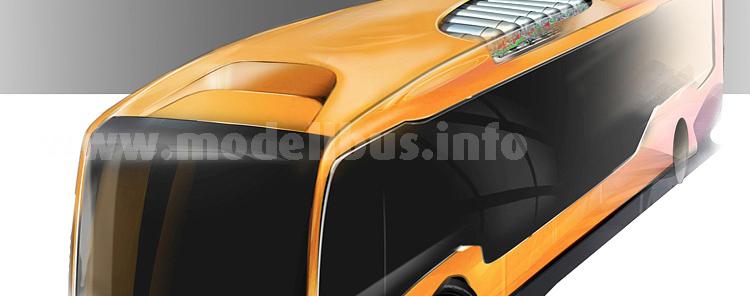 Passend zum neuen Motor hat Mercedes-Benz auch einen neuen Erdgas-Citaro angekündigt.
