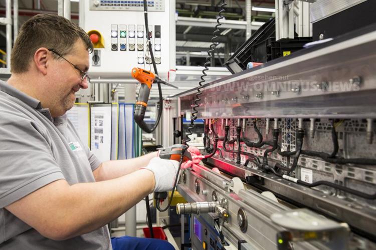 Daimler investiert 500 Millionen in eine neue Batteriefabrik am Standort Deutschland. Foto: Daimler