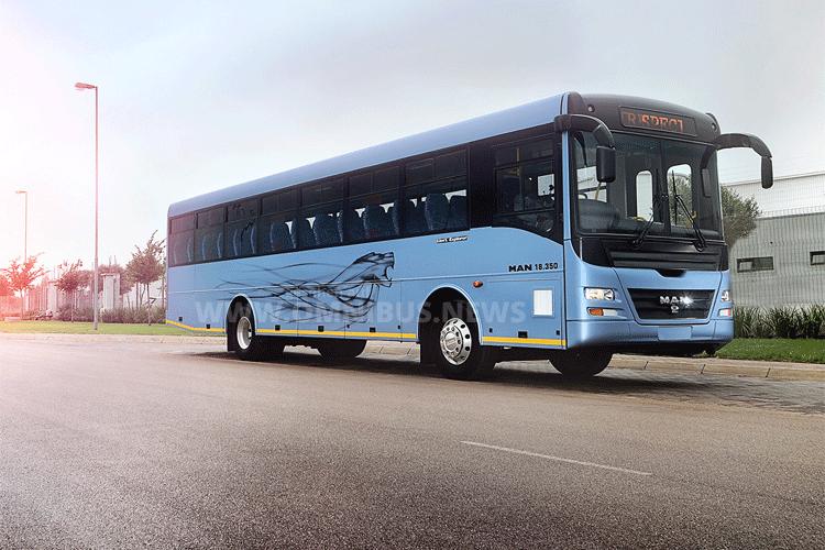 Der MAN Lion's Explorer auf Basis des MAN Chassis HB 3 soll sich auch auf topographisch herausfordernden Strecken bewähren. Foto: MAN