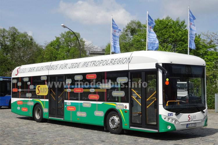 München testet weiteren Elektrobus
