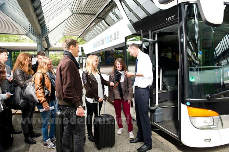 Kostenlos stornieren, Gepäck versichert: Berlinilinienbus legt die Service-Messlatte noch einmal höher. Foto: BLB