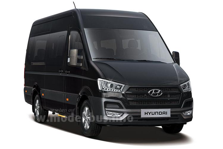 Hyundai Bus ab 2016