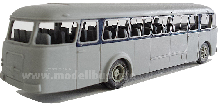 ...auf einer Bodengruppe von Pagaso aufgebaute Fahrzeug prägte das Straßenbld in den 60er Jahren.