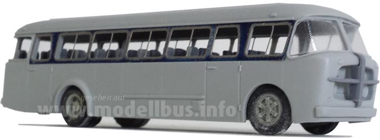 Einer der bekanntesten Linienbusse Spaniens: Das von Seida auf...