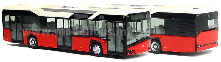 Produktionsstart im kleinen und großen Maßstab: Der neue Solaris Urbino.