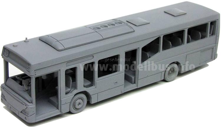 Notaustieg direkt über der Vorderachse: Der Custom Coaches CB 60 Evo 2.