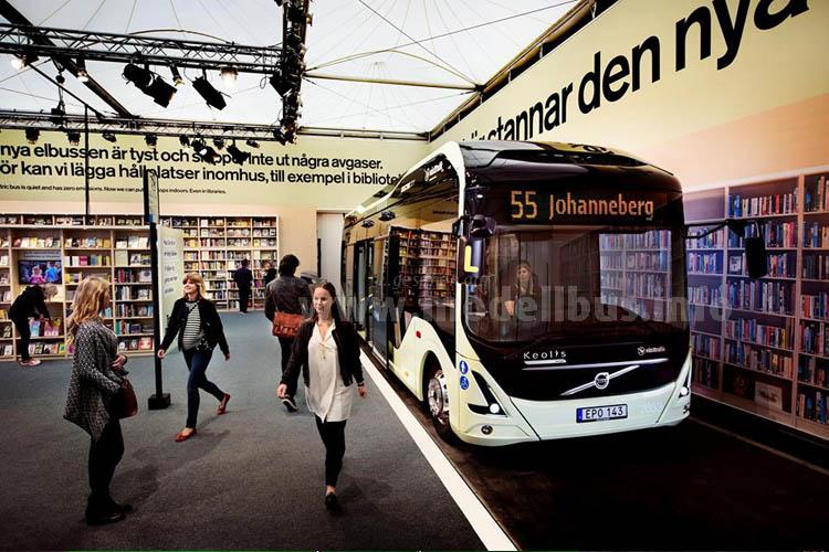 Elektrobusse fahren überall