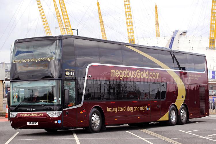Kommt der Schlafbus für Fernbuslinien?