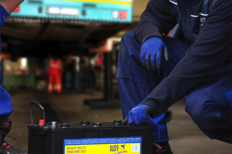 Großabnehmer: DB Arriva bezieht Batterien von Europart.