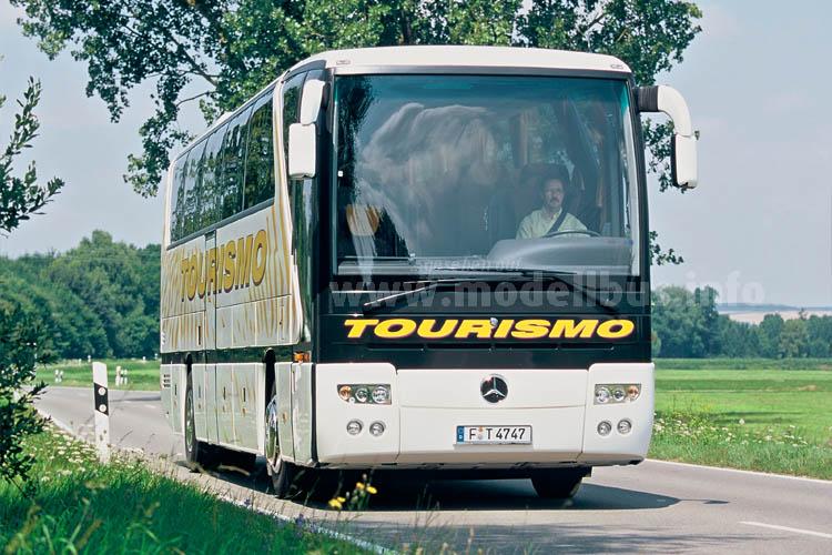 Feinschliff, bevor ein ganz neues Design folgt: Der Tourismo