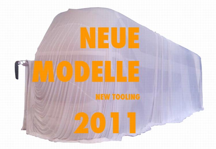 Neue Modelle 2011