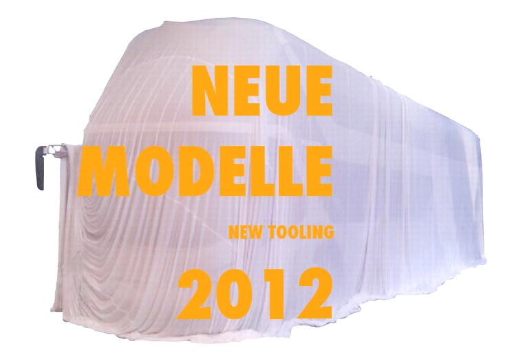 Neue Modelle 2012