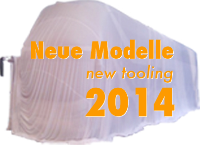 Neue Modelle 2014