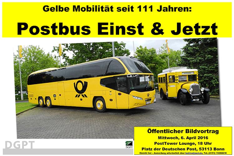 Postbus-Bildvortrag
