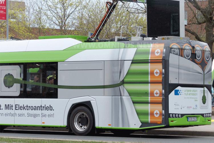 Elektrobus-Nische?
