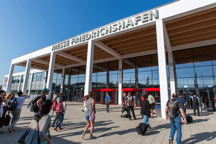 Gelungene Premiere in Friedrichshafen: Der RDA-WOrkshop am Bodensee kam gut an. Foto: RDA