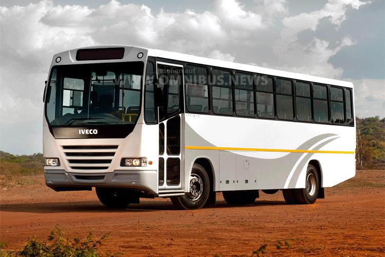Neu für den afrikanischen Markt: Der Afriway von Iveco Bus. Foto: Iveco