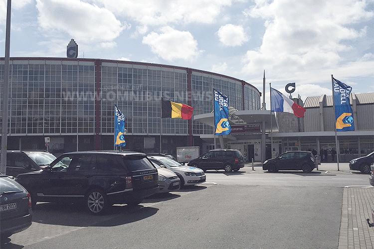 Treffpunkt für Modellbaufans: Die Dortmunder Westfalenhalle. Foto: Schreiber