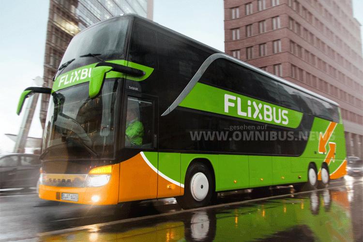 Seit Mai in Deutschland nur noch als FlixBus unterwegs: Die grünen Fernbusse. Foto: FlixBus